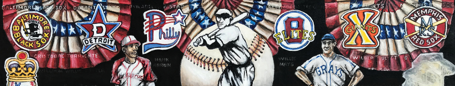 Thomas Jordan Negro Leagues Baseball Tribute