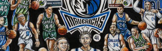 Dallas Mavericks Tribute