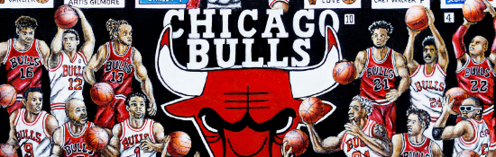 Chicago Bulls Tribute