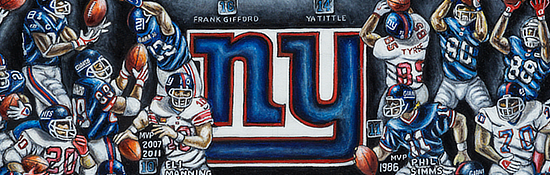 New York Giants Tribute